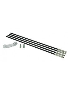 Pałąki do namiotu Pole Kit Ø 11,0 mm 4x75 - Brunner