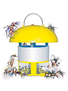 Lampa owadobójcza Friendly Fly Killer 230V - Haba